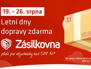 4home a Zásilkovna.cz