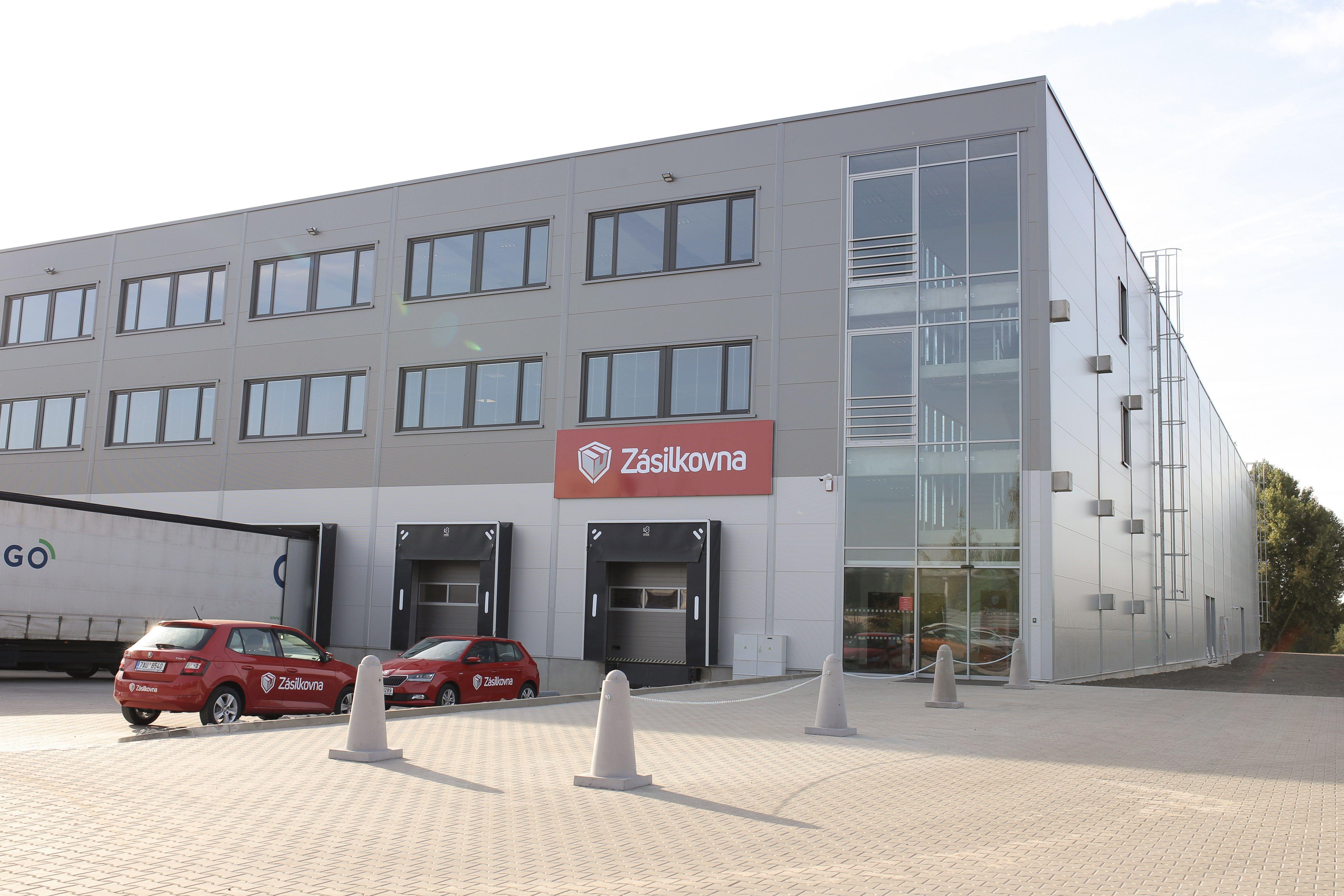 Zásilkovna Březhrad Hradec Králové