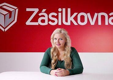 Simona Kijonková Zásilkovna