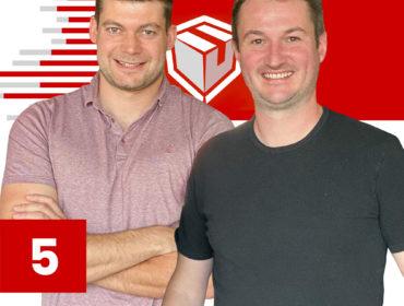Tomáš Búřil Seznam.cz a Podcast Z-Talks Zásilkovna