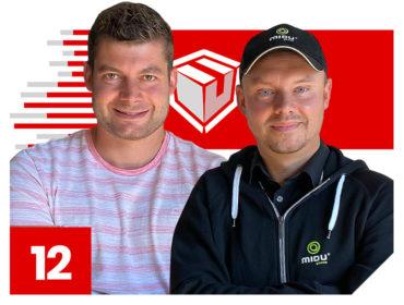 Podcast Zásilkovna Milan Šmíd Z-Talks #12 - MiDu Games, Miroslav Dušek - CEO