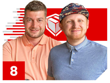 Podcast Z-Talks #8 – Knihy Dobrovský, Adam Pýcha – CMO