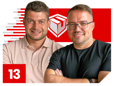 Podcast Z-Talks #13 - Shoptet, Miroslav Uďan - CEO
