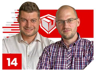 Zásilkovna Z-Talks #14 Milan Šmíd a Radim Roženek - Head of Online