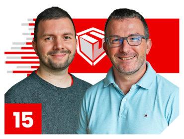 Zásilkovna Z-Talks #15 Milan Šmíd a Footshop, COO Martin Katzer & CEO Peter Hajduček