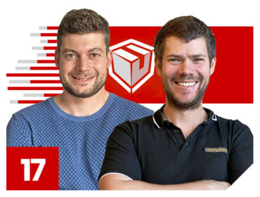 Podcast Z-Talks #17 - Trenýrkárna.cz, Ruslan Skopal - CEO
