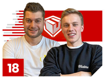 Milan Šmíd Zásilkovna Podcast Z-Talks #18 - Vasky.cz, Václav Staněk - CEO