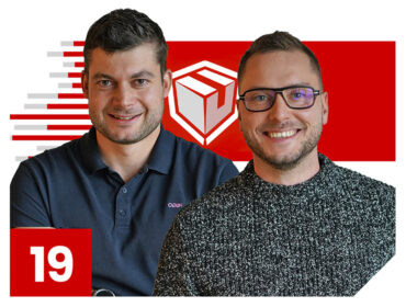 Milan Šmíd Zásilkovna Podcast Z-Talks #19 - Astratex.cz, Karol Guláš - CMO