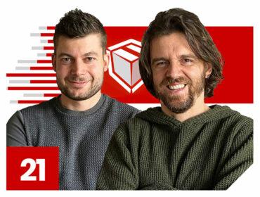 Milan Šmíd Zásilkovna Podcast Z-Talks #21 - Freshlabels, Jakub Veselský - CEO