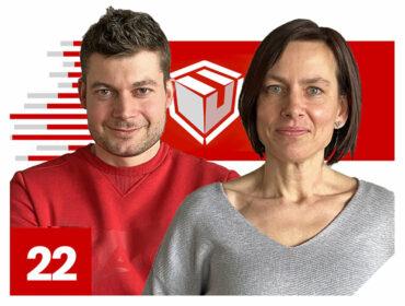 Milan Šmíd Zásilkovna Podcast Z-Talks #22 - Agátin svět, Kristýna Křížová - CEO