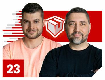 Milan Šmíd Zásilkovna Podcast Z-Talks #23 - Svět cukrářů, Michal Kubíček - CEO